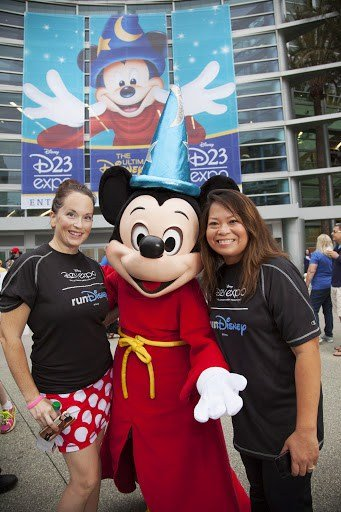 RunDisney D23 Event