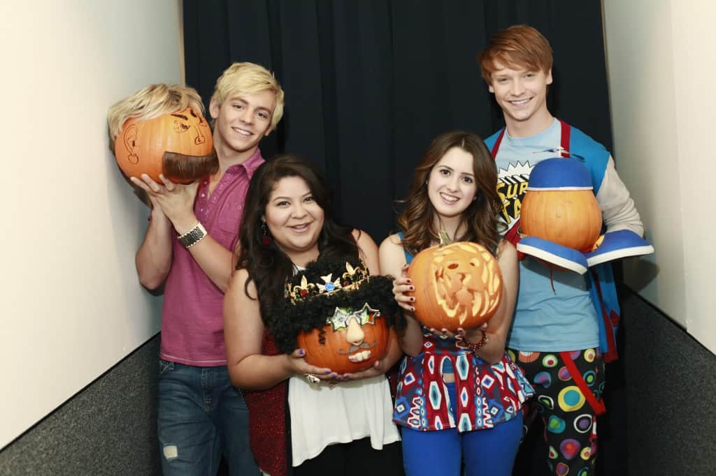 ROSS LYNCH, RAINI RODRIGUEZ, LAURA MARANO, CALUM WORTHY