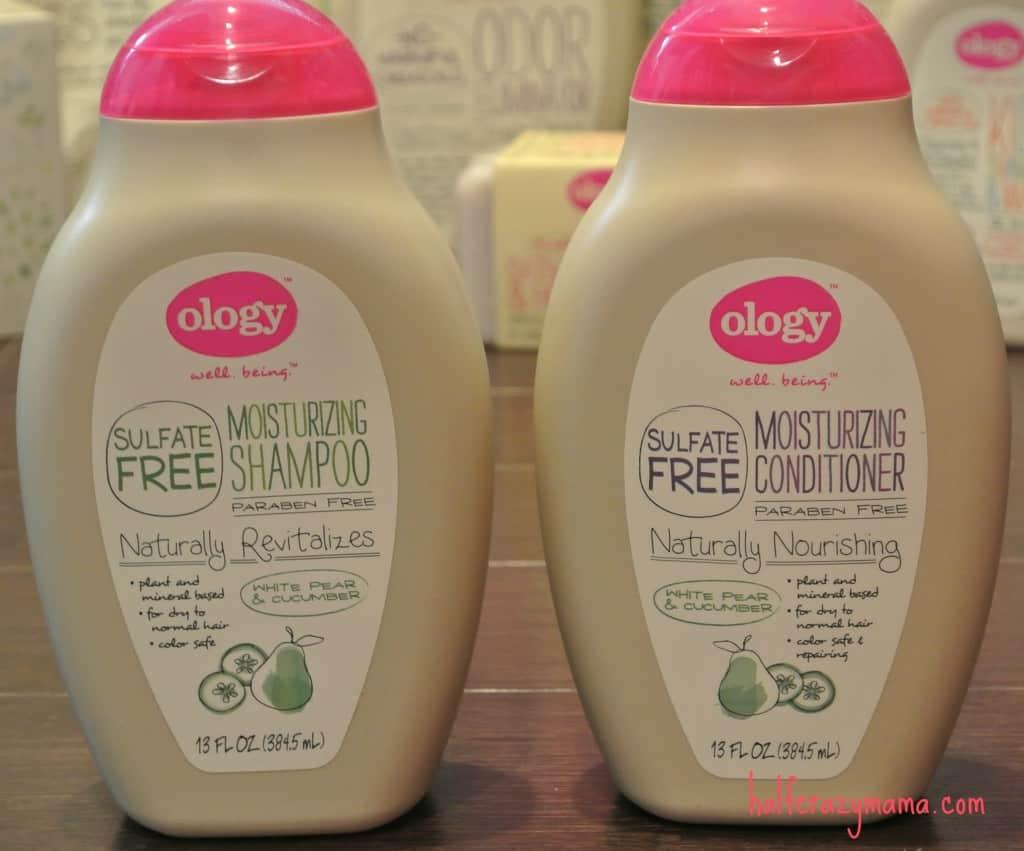 ology shampooconditioner