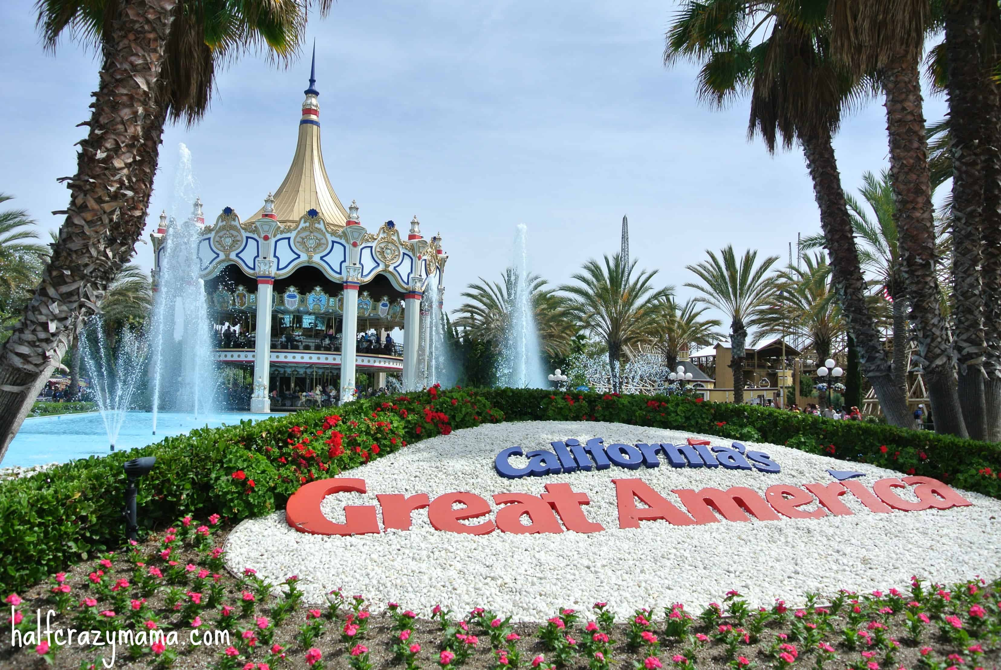 great america entrance