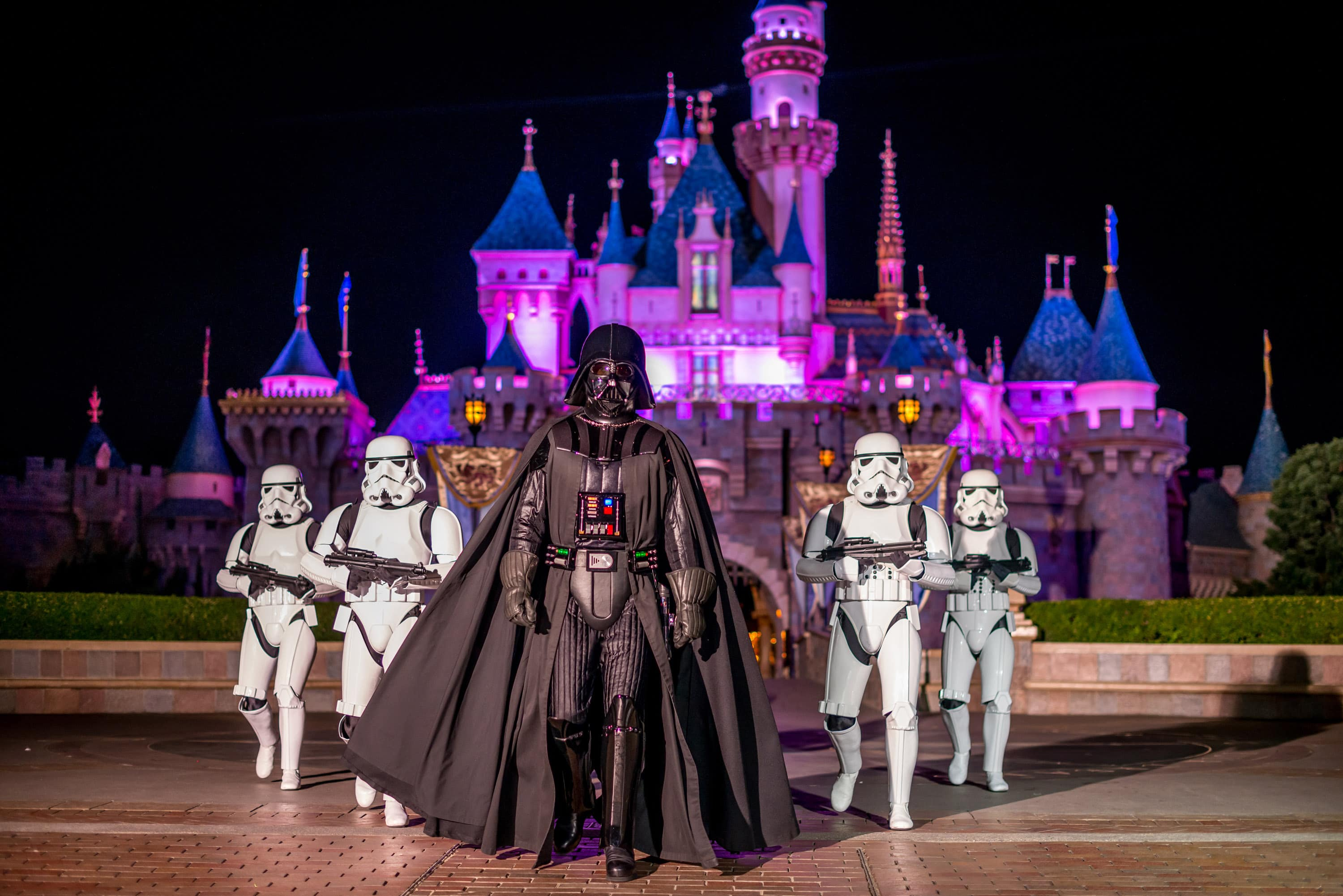 Star Wars Half Marathon Weekend Makes Its Intergalactic Arrival at Disneyland Resort in 2015