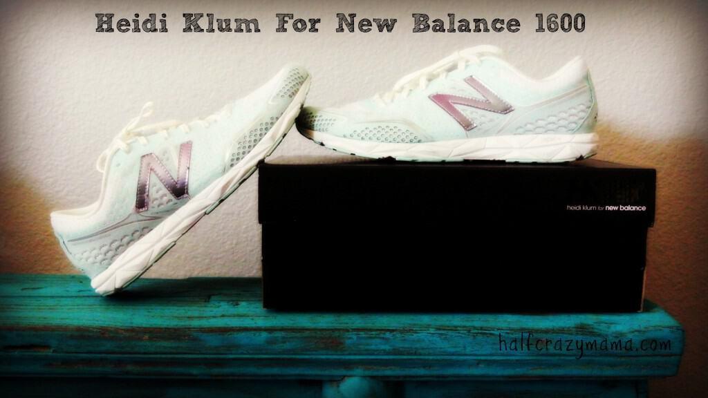 Heidi Klum For New Balance Neutral Running Shoe