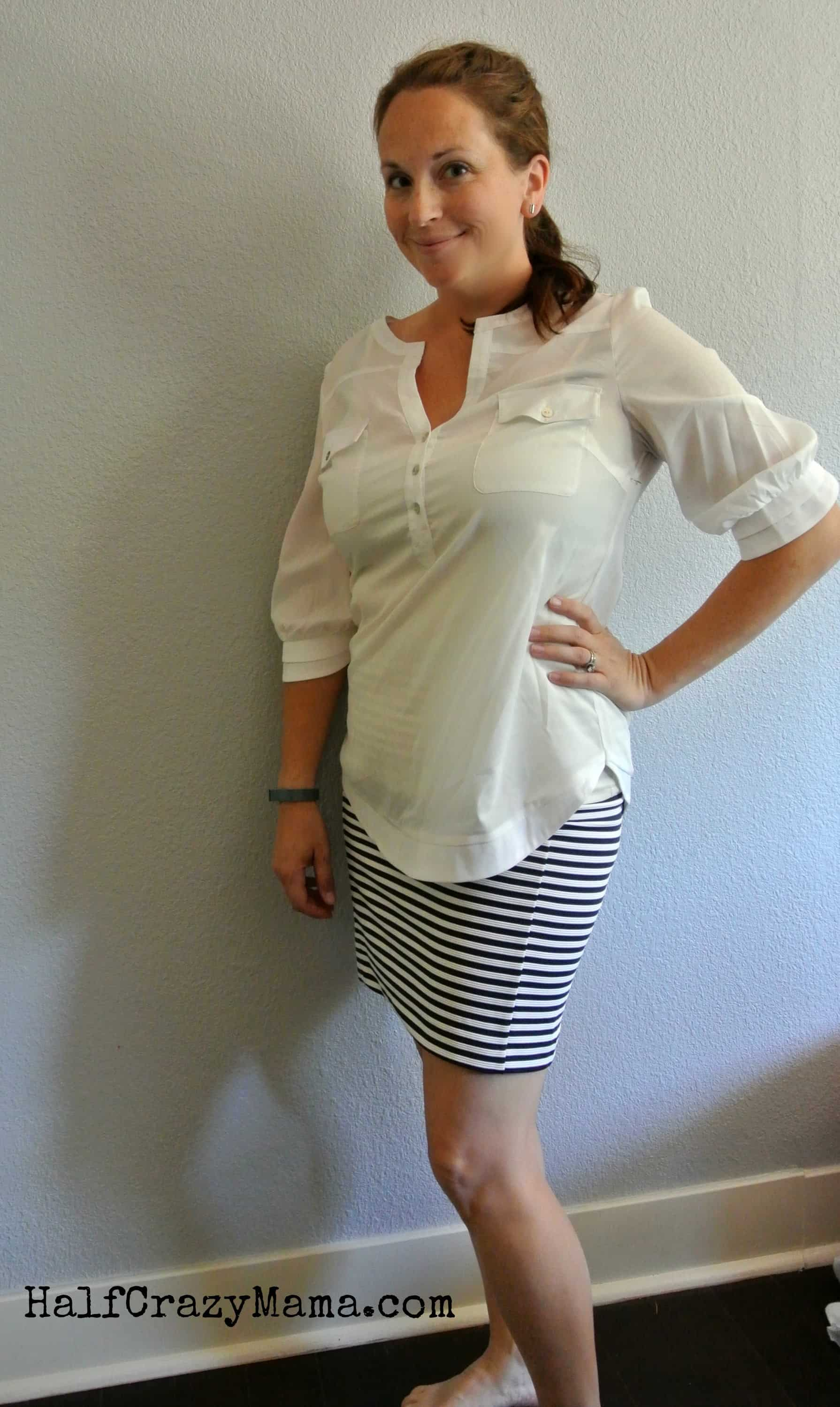 Stitch Fix 3 skirt