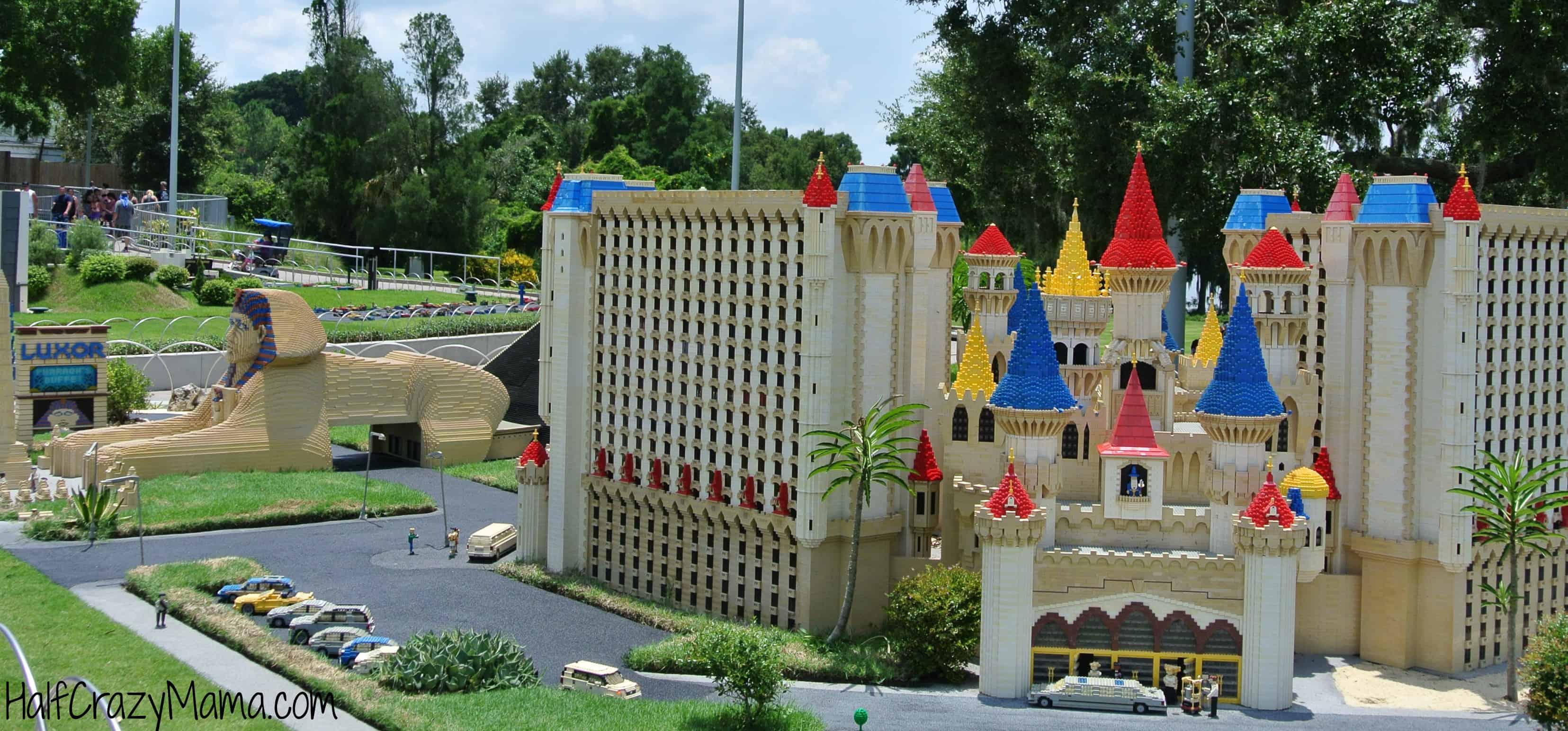 Legoland Florida Miniland
