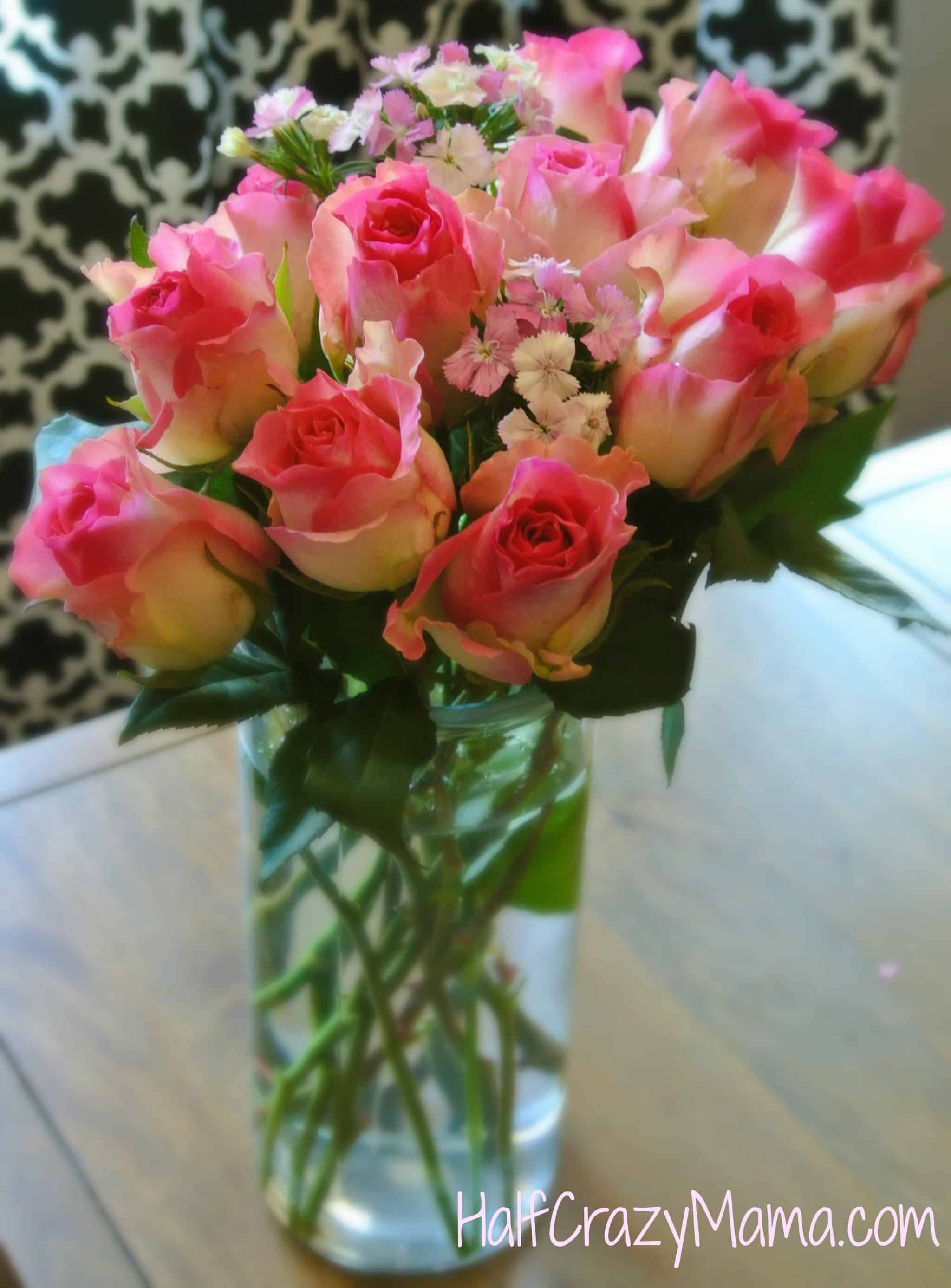 The Bouqs Gorgeous Flowers From Volcano To Your Door Half Crazy Mama