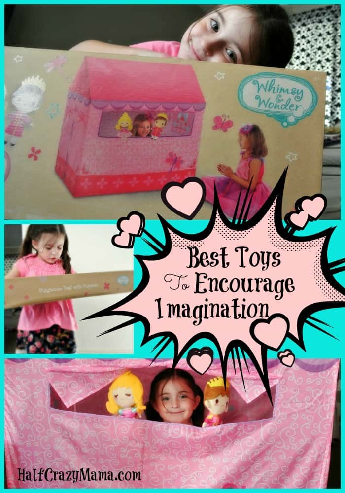Best Imaginative Toys : The best toys to encourage imagination half crazy mama