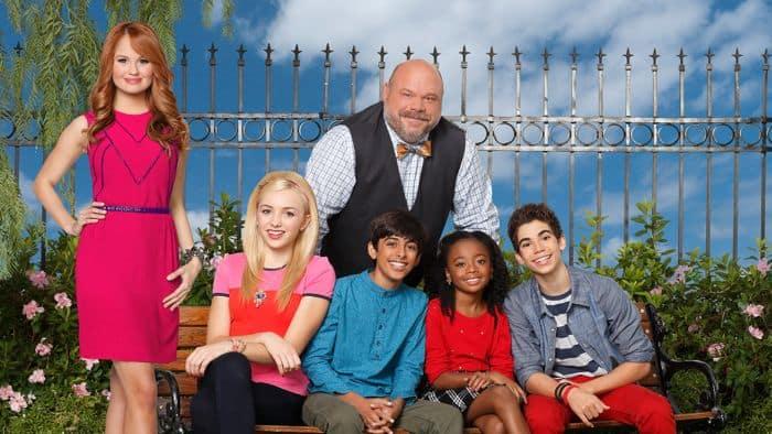 Jessie-Cast-Disney-Channel