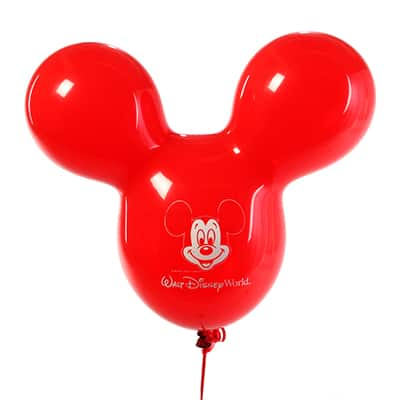 mickey balloon