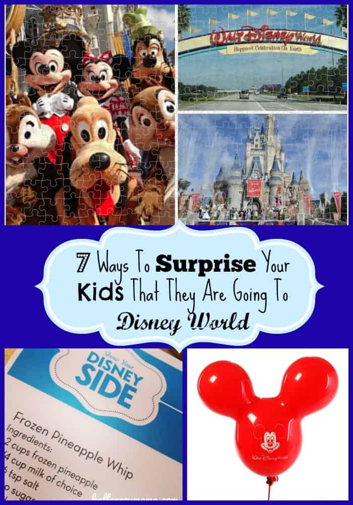 surprise disney world