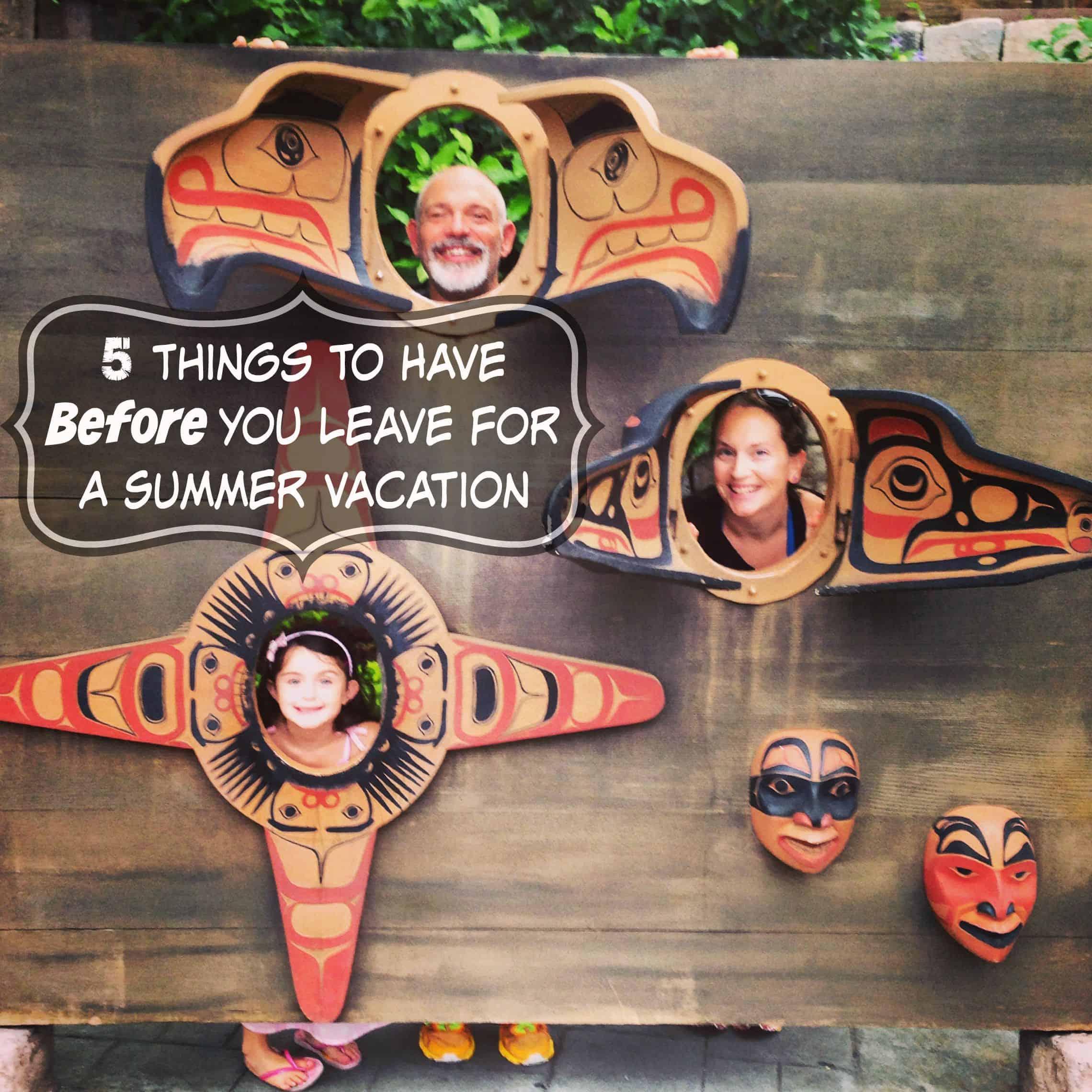 checklist_summer_vacation