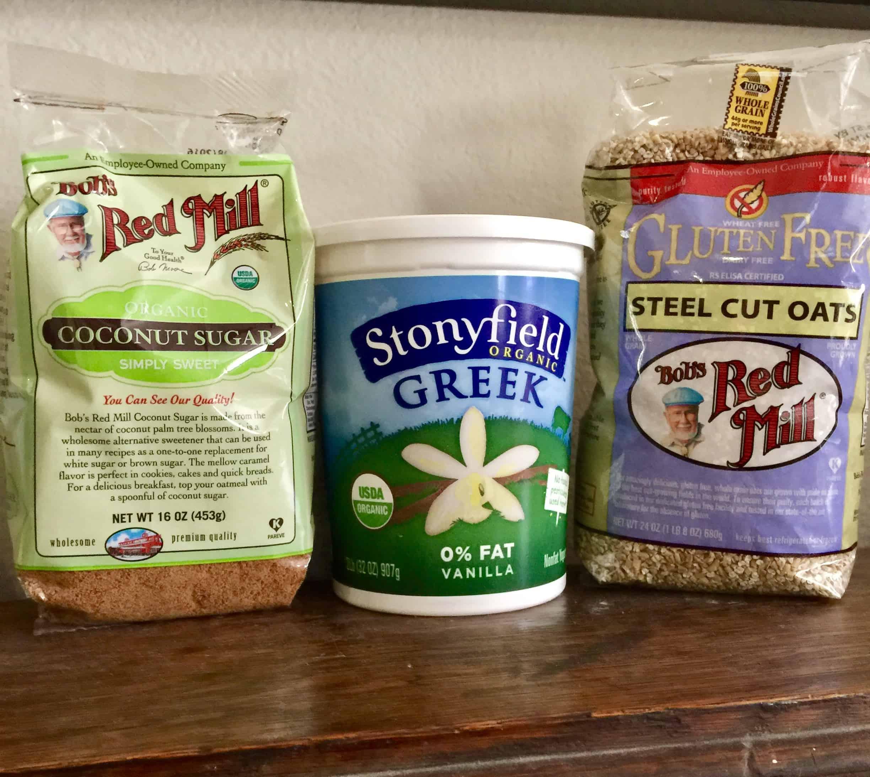 gluten free steel cut oats