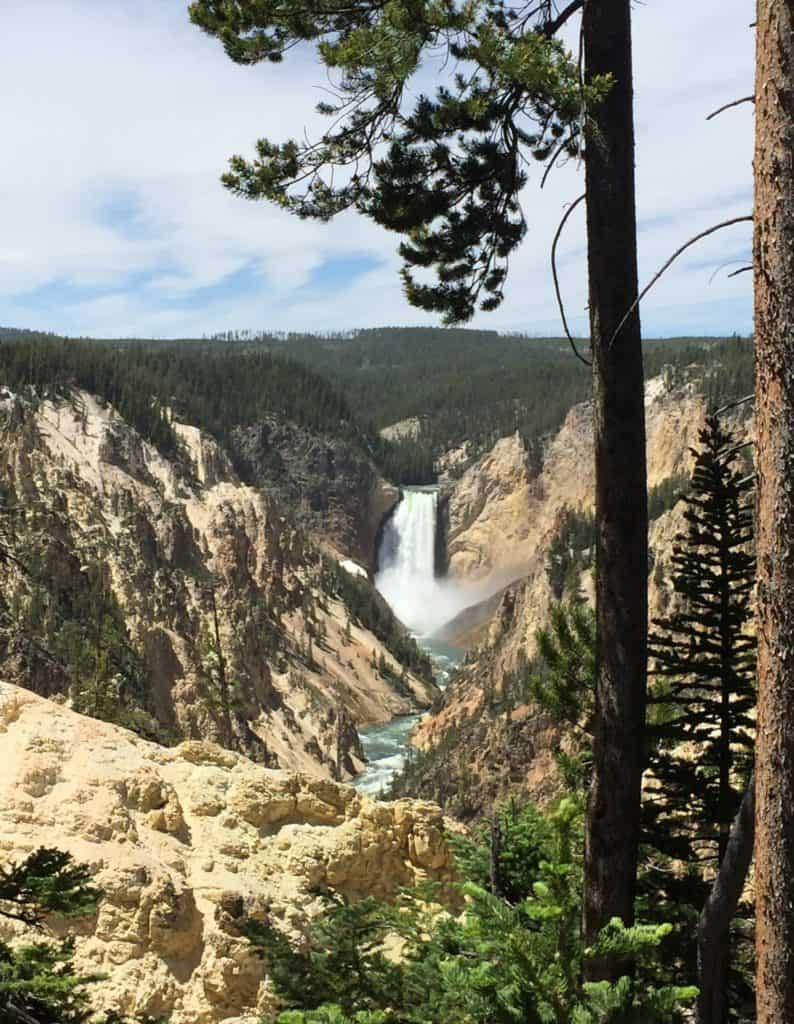 Staying At Canyon Lodge Yellowstone National Park Hotels